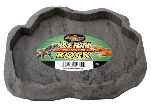Zoo Med - Repti Rock Feed Dish M