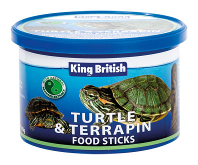King British - Turtle & Terrapin 20g
