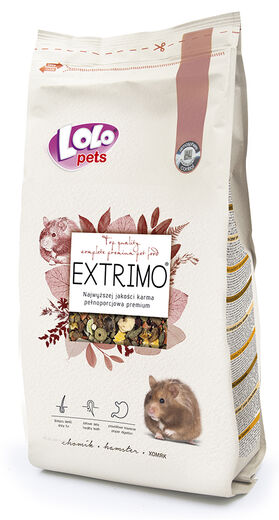 Lolo Pets -  Extrimo complete food for hamster