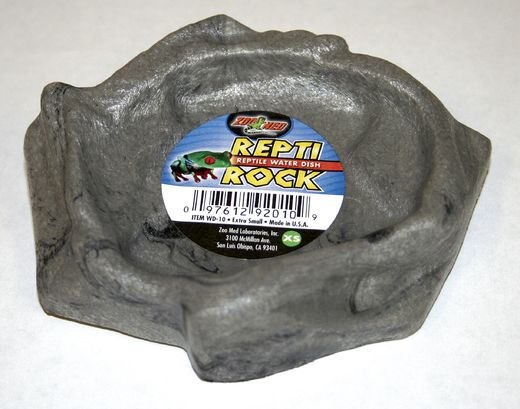 Zoo Med -  Repti Rock Water Dish XS