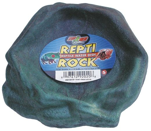 Zoo Med -  Repti Rock Water Dish S