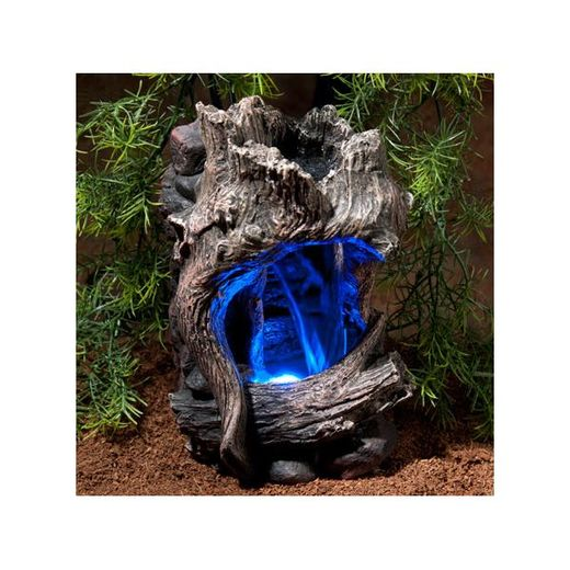 Zoo Med - LED Waterfall Small Wood